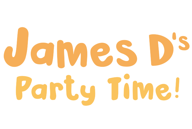 James D's Party Time Logo